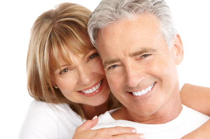 Couple getting dental implants at Martin Periodontics